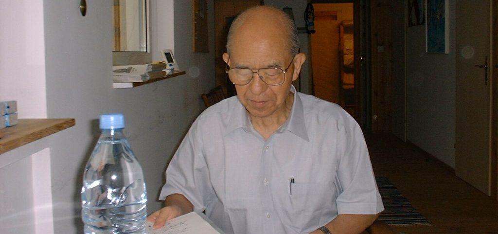 Tadashi Takahashi, Begründer von Kodo-Naikan